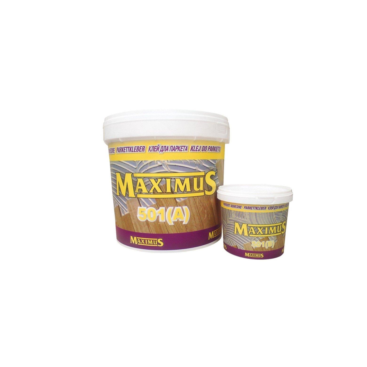 Klej do parkietu Maximus 501 (2 składnikowy)