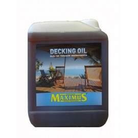 Olej do tarasów drewnianych MAXIMUS DeckingOil