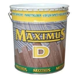 Ekologiczny Klej dyspersyjny do małych klepek Maximus D