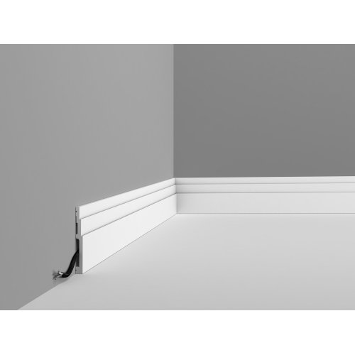 Listwa przypodłogowa SX180* (wym. 200x1.6x12cm)