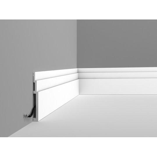 Listwa przypodłogowa / sufitowa SX181 (wym.200x2.2x20cm)