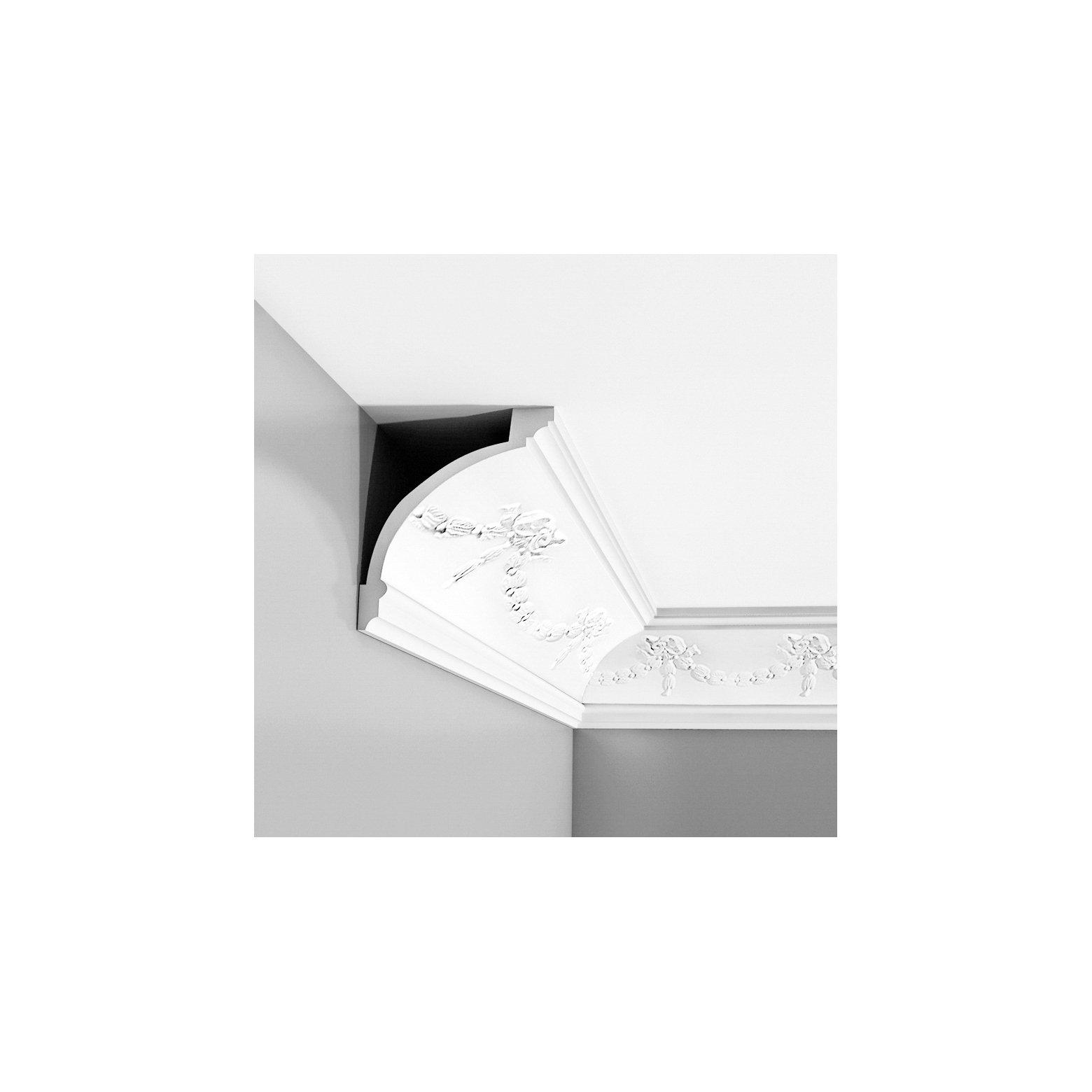 Listwa przysufitowa zdobiona ODC218F (wym.200x12 x15cm)