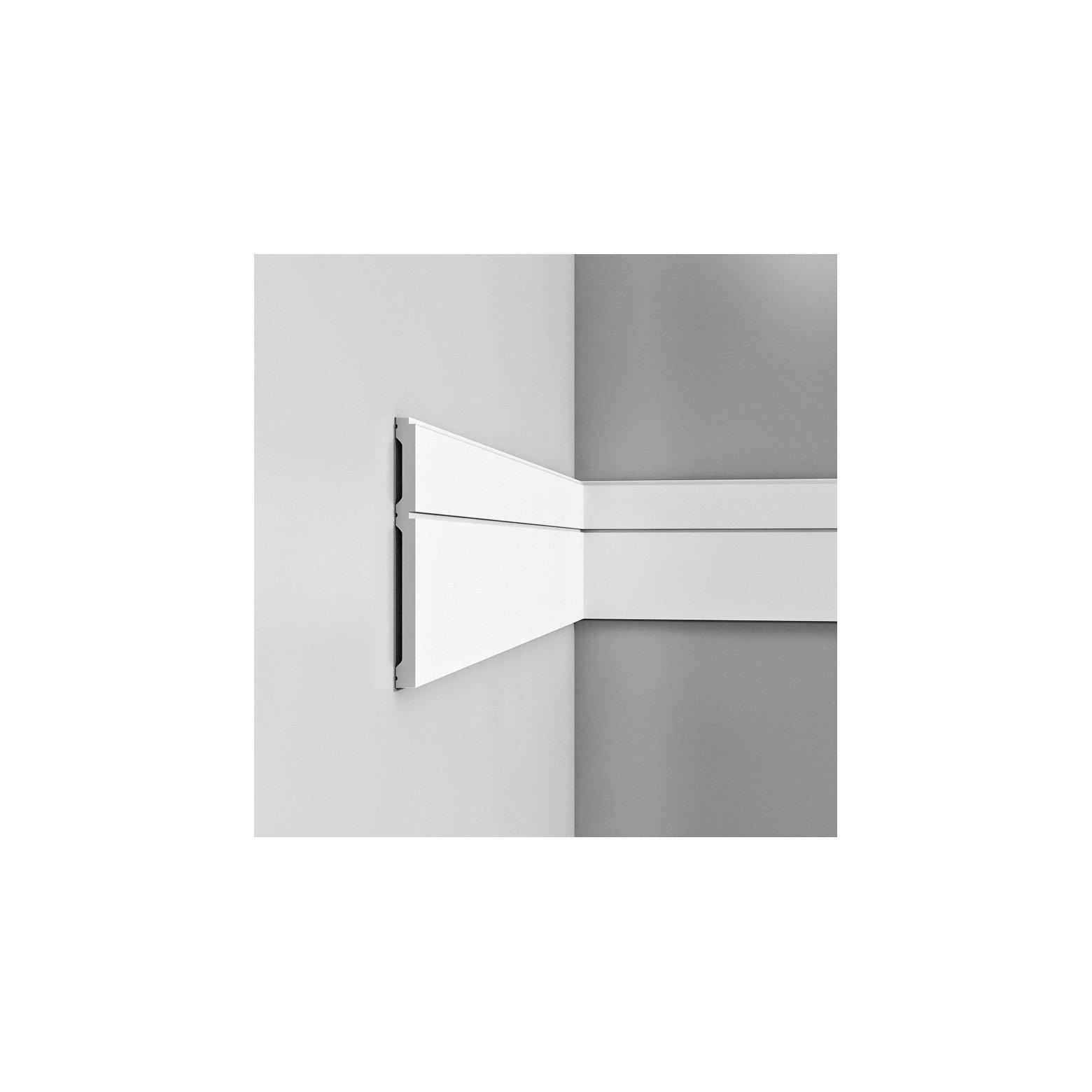 Listwa ścienna gładka ODP5050* (wym.200x1.5x20cm)