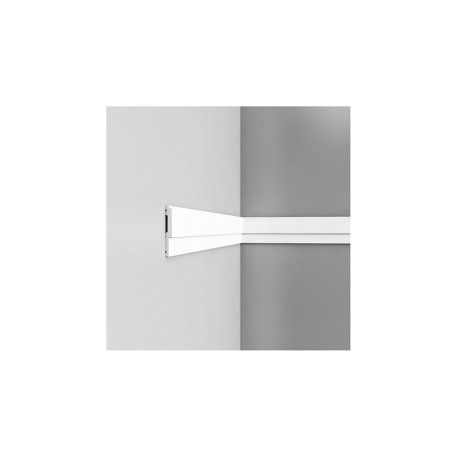 Listwa ścienna gładka ODP9900* (wym.200x1x8cm)