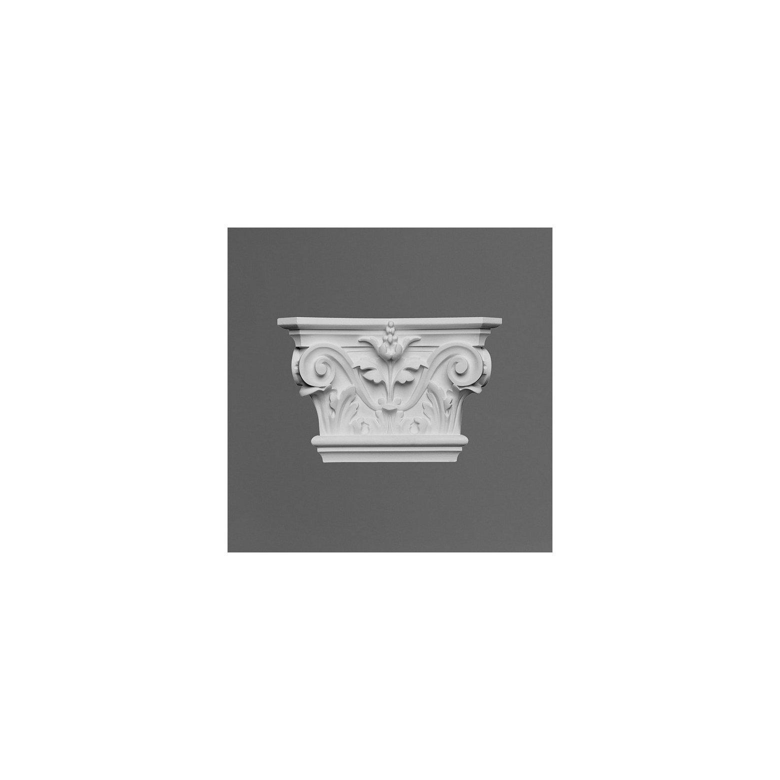 Pilaster K201*(wym.22.8x6.2x14.9cm)