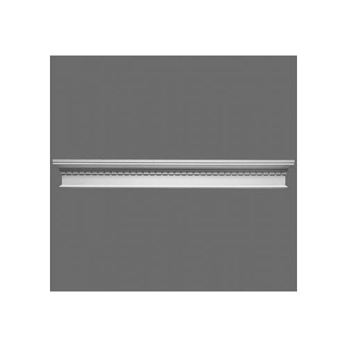 Fronton DD401 (wym.127.5x14.5x5.5cm)