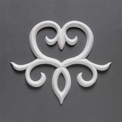 Element dekoracyjny G71 (wym.42.2x35x1.5cm)