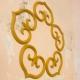 Element dekoracyjny G75 (wym.27x21x1.4cm)