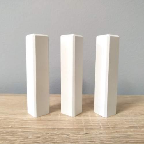 Narożniki do listew przypodłogowych (wym. 18x18x103mm)
