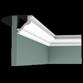 Listwa przysufitowa gładka C200 (wym.200x5.7x6.5 cm)