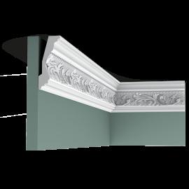 Listwa przysufitowa zdobiona C201 (wym.200x4.8x11.6 cm)