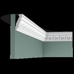 Listwa przysufitowa zdobiona C214 (wym. 200x3.1x6.6 cm)