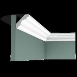 Listwa przysufitowa gładka C215 (wym. 200x4.7x4.7 cm)
