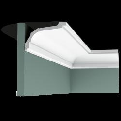 Listwa przysufitowa gładka C220 (wym. 200x11.6x7.6 cm)