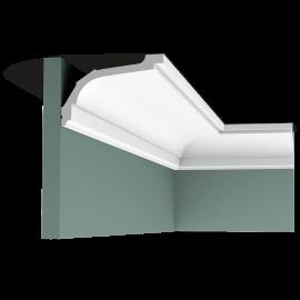 Listwa przysufitowa gładka C220 (wym. 200x11.6x7.6cm)