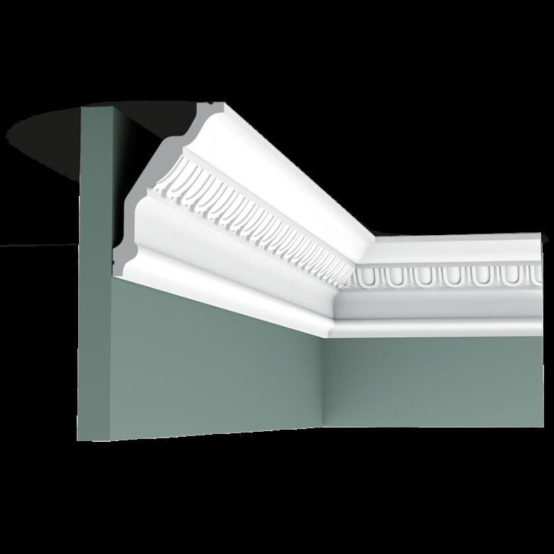 Listwa przysufitowa zdobiona C302 (wym.200x8.5x12.8cm)