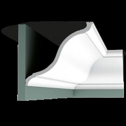 Listwa przysufitowa gładka C335 (wym.200x20.2x22.2cm)