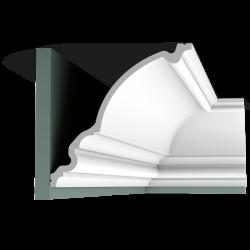 Listwa przysufitowa gładka C336 (wym.200x26.6x27.1cm)