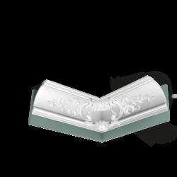 Listwa przysufitowa zdobiona C338B (wym.200x18.4x 18.4cm)