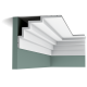 Listwa przysufitowa gładka C393 (wym.200x21x15cm)