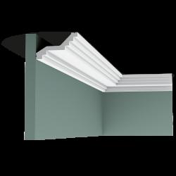 Listwa przysufitowa gładka C400 (wym.200x10x6cm)