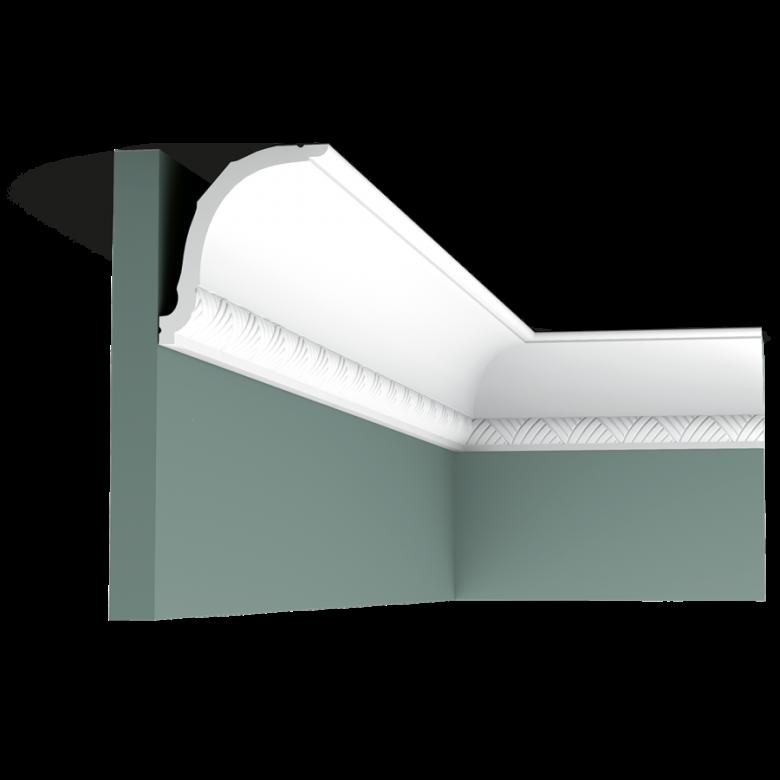 Listwa przysufitowa zdobiona C402 (wym.200x9.4x10.7cm)
