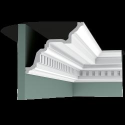 Listwa przysufitowa zdobiona C422 (wym.200x19.4x16.4cm)