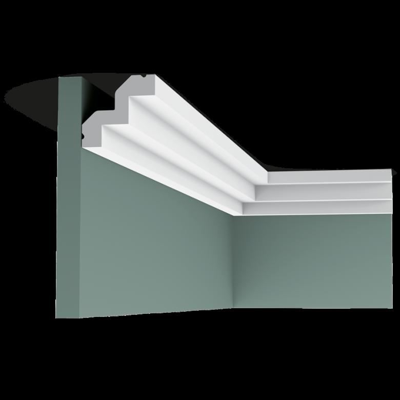 Listwa przysufitowa gładka C602* (wym.200x5x5.3cm)