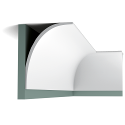 Listwa przysufitowa gładka C990 (wym.200x21.6x15.9cm)