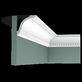 Listwa przysufitowa zdobiona CX128 (wym.200x9.4x9.4cm)
