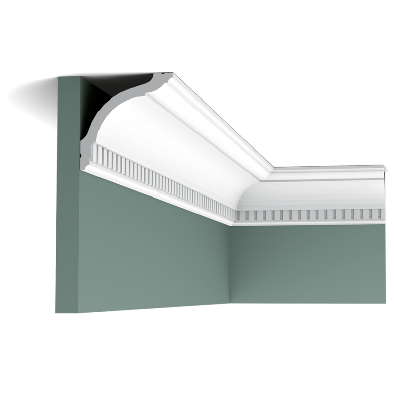 Listwa przysufitowa zdobiona CX129* (wym.200x9.4x9.4cm)
