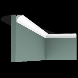 Uniwersalny ćwierćwałek wykończeniowy wklęsły CX133 (wym. 200x2x2cm)