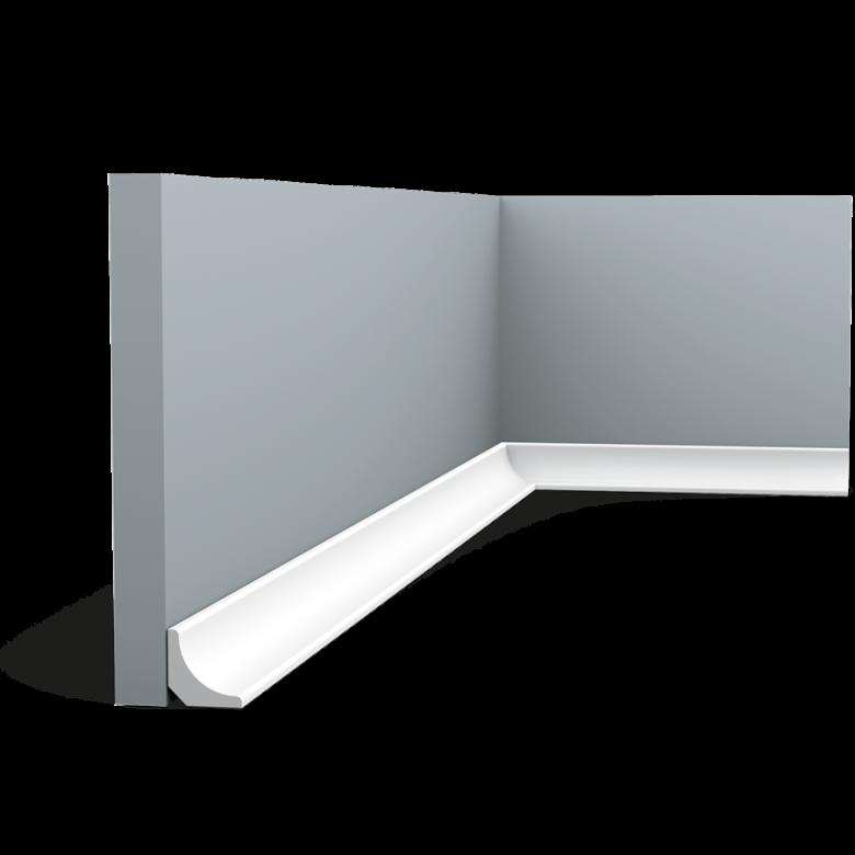 Uniwersalny ćwierćwałek wykończeniowy  CX133* (wym. 200x2x2cm)