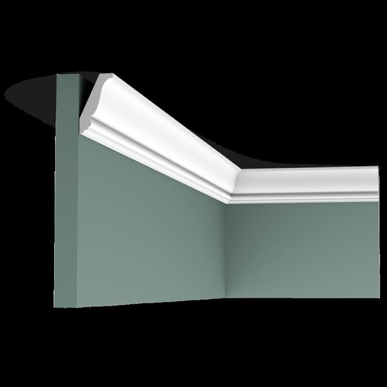 Listwa przysufitowa gładka CX151* (wym.200x2.3x4cm)
