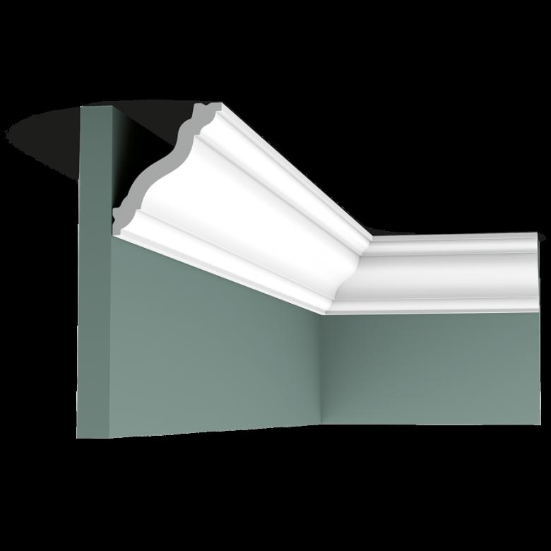 Listwa przysufitowa gładka CX177* (wym.200x7x6cm)