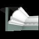 Listwa przysufitowa gięta (flex) zdobiona C301F (wym.200x14,4x17cm)
