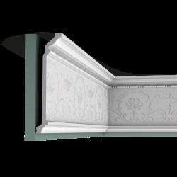 Listwa przysufitowa zdobiona ODC308F (wym.200x6,3x24,8cm)