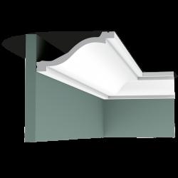 Listwa przysufitowa gładka C331F (wym.200x13,5x6,4cm)