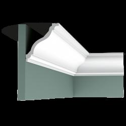 Listwa przysufitowa gięta (flex) gładka C333F (wym.200x11,1x12,2cm)