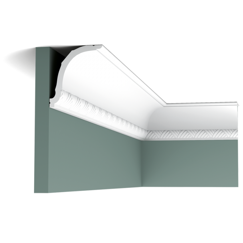 Listwa przysufitowa zdobiona C402F (wym.200x9,4x10,7cm)