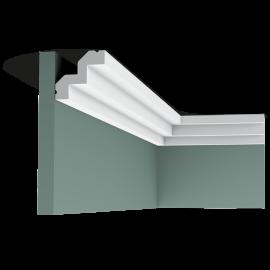 Listwa przysufitowa gięta (flex) gładka C602F (wym.200x5x5,3cm)