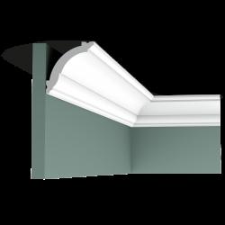 Listwa przysufitowa gięta (flex) gładka CX100F (wym.200x7,1x6,9cm)