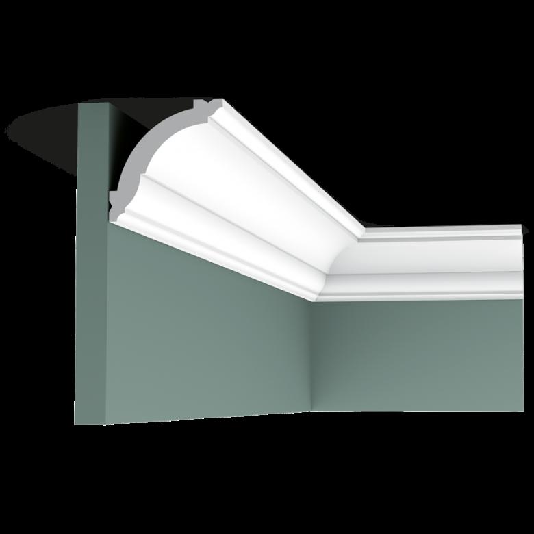 Listwa przysufitowa gładka CX100F (wym.200x7,1x6,9cm)