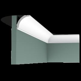 Listwa przysufitowa gięta (flex) gładka CX109F (wym.200x4,4x4,4cm)