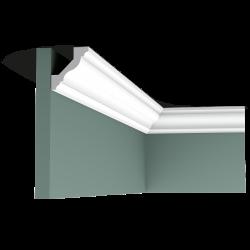 Listwa przysufitowa gładka CX110F (wym.200x4,1x4,5cm)