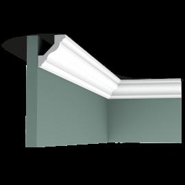 Listwa przysufitowa gięta (flex) gładka CX110F (wym.200x4,1x4,5cm)