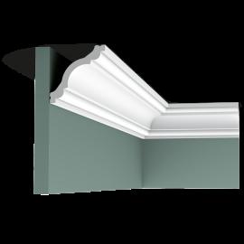 Listwa przysufitowa gięta (flex) gładka CX123F (wym.200x8x8cm)