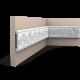 Listwa ścienna zdobiona P7010 (wym.200x2x10.5cm)