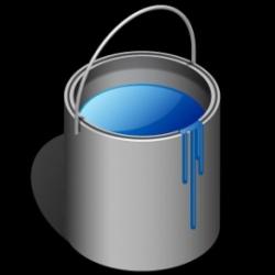 Lakier zaprawkowy do listew lakierowanych, 50 ml Creativa / zaprawka farba ZAP-01RAL