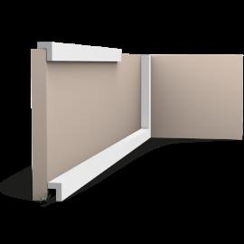 Listwa wielofunkcyjna gładka PX164 (wym.200x3x2.4cm)